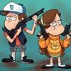 Gravity Falls - Big Hyperion x Tyco X
