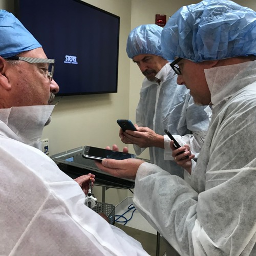 Dr. Anthony Canfield Details Robotic Surgical Services at Presbyterian/St. Luke's