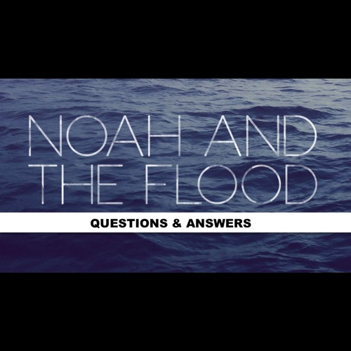 Noah and the Flood || Questions and Answers