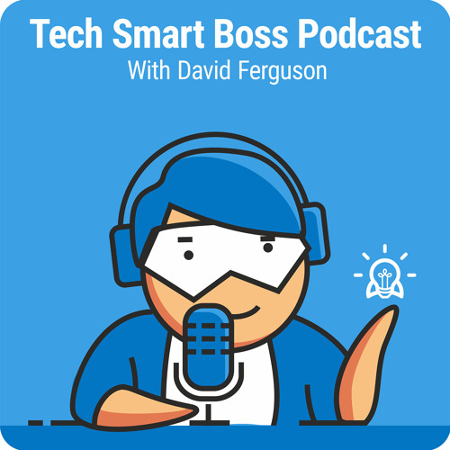 Episode 28: How to Generate Leads using Outbound Emails (The Tech Smart Boss Way)