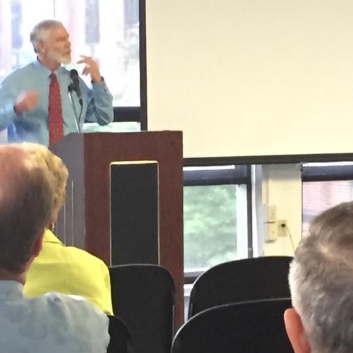 Michael O'Brien Lecture