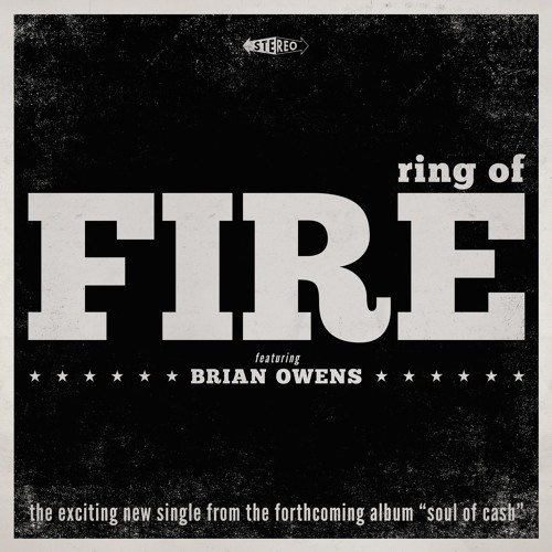 Brian Owens  Ring Of Fire