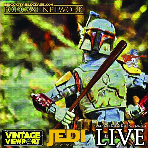 Collecting LIVE with Jedi Scavenger & Vintage Viewport