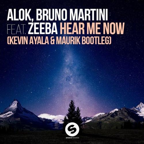 Baixar Alok,bruno martini Feat,Zeeba hear me now (Kevin Ayala & Maurik Bootleg)