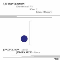 Art-Oliver Simon: SOnet II (2006)