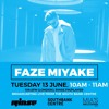 Faze Miyake Live at Meltdown Festival - 13th June 2017