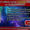 Step By Step Manual To Download Videos Using Videoder Application On Android Mobile.mp3