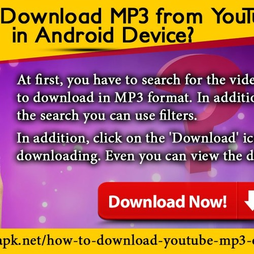 How To Download MP3 From YouTube In Android Device?.mp3
