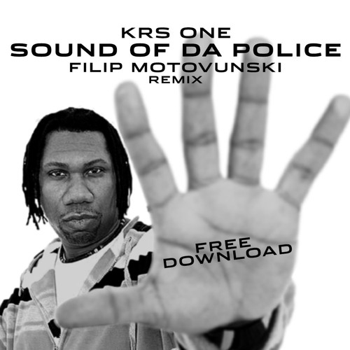 krs one sound of the police free download