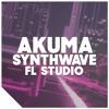 Synthwave Project for FL Studio | TimeCop, FM-84, Lazerhawk | Akuma