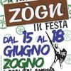 Zogno In Festa 15 - 18 Giugno