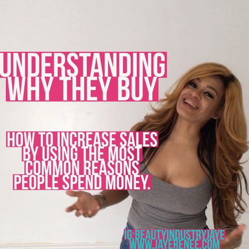 Understanding Why People Buy Things And Spend Money