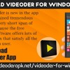 Download Videoder For Windows Phone