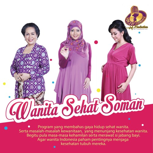 Wanita Sehat Soman