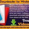 Videoder Downloader For Windows Phone