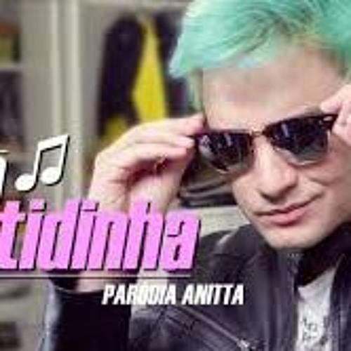 ♫ CURTIDINHA - Paródia PARADINHA  Anitta