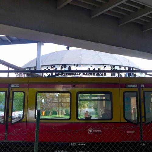 Accelerating Berlin S-Bahn