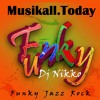Funky Jazz  Rock compilation mixed by dj nikko