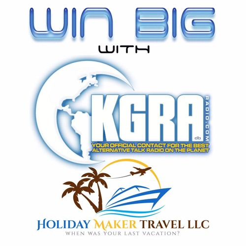 KGRA & Holiday Maker Travel!
