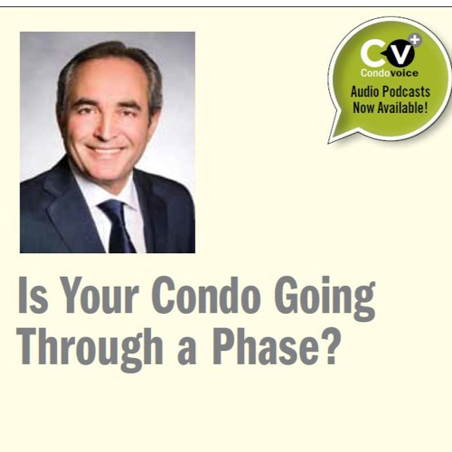 Is Your Condo Going Through a Phase?  Tips for New Condos with Phases or Shared Facilities