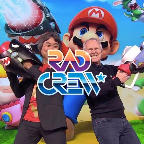 Rad Crew S13E23: Super Elektronisk Trippel HD Remix