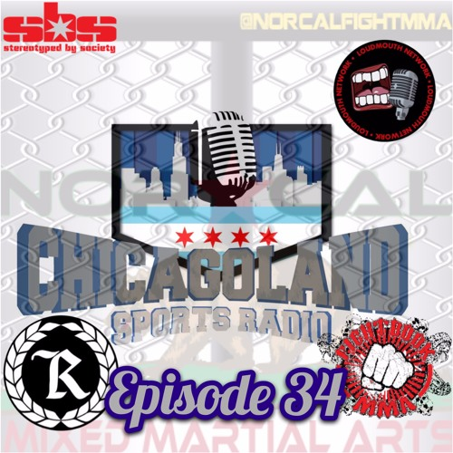 Episode 34: @norcalfightmma Podcast featuring Mike Pendleton (@MP2310)