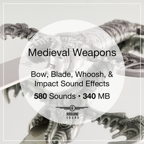 Medieval Weapons Sound Library Audio Preview Demo Montage