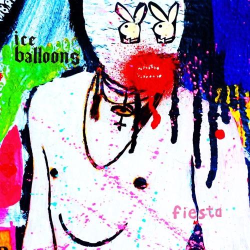 ICE BALLOONS - Calypso Heartworm (Fiesta LP out 08/15)