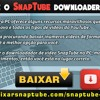 Baixe o SnapTube Downloader Para PC