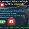 Manual Passo A Passo Para Baixar A Aplicação SnapTube No PC Ou Computador