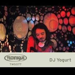 Technique Mix Series 077 - DJ Yogurt