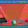 Procedimento passo a passo para baixar o aplicativo SnapTube em celulares Blackberry.mp3