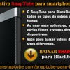 Baixe o aplicativo SnapTube para smartphone Blackberry.mp3