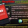 Baixe SnapTube para Blackberry.mp3