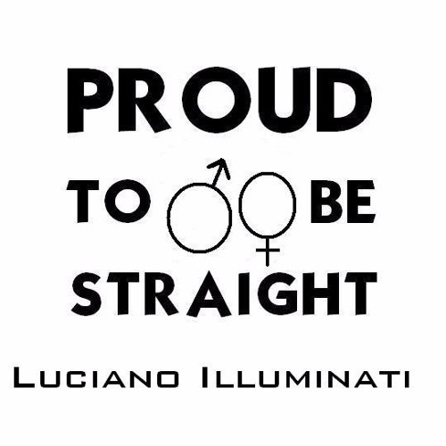 Proud To Be Straight