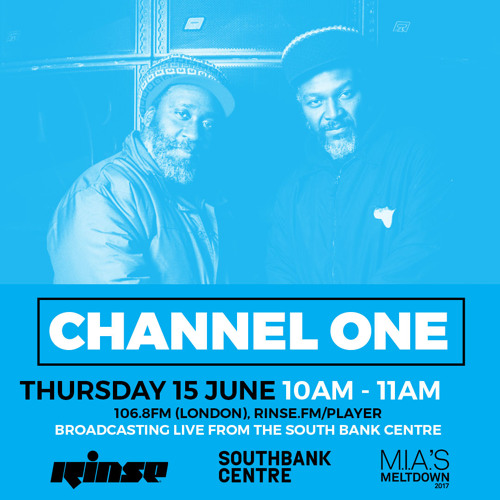 Channel One Live At Meltdown Festival - 15th June 2017