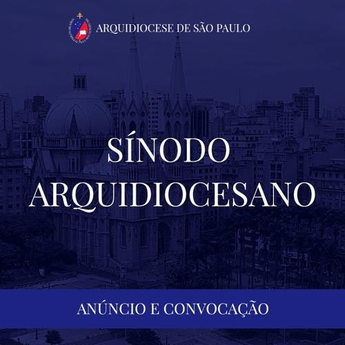 Anúncio e convocação do Sínodo Arquidiocesano de São Paulo