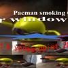 Spider Dance - Pacman Smoking Crack