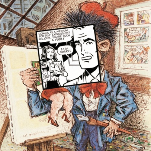 Art Spiegelman's Co-Mix: A Retrospective