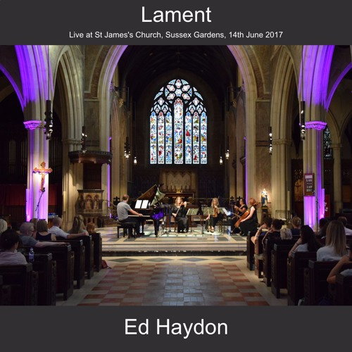 Lament (Live at St James's Church)