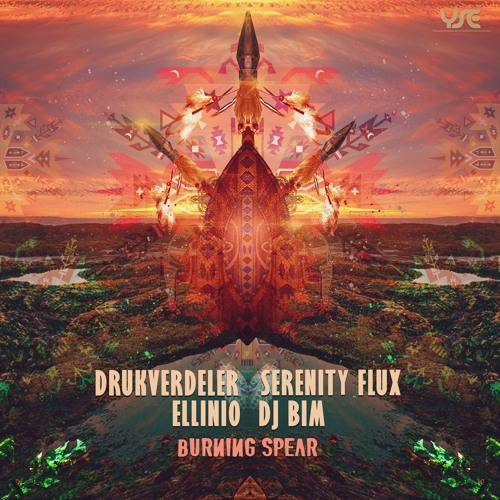 3. Ellinio & DJ Bim - Burning Spear (Teaser)