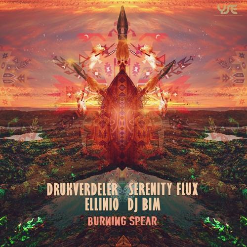 2. Serenity Flux - Senses Expended (Druckverdeler & Dj Bim Rmx) (Teaser)