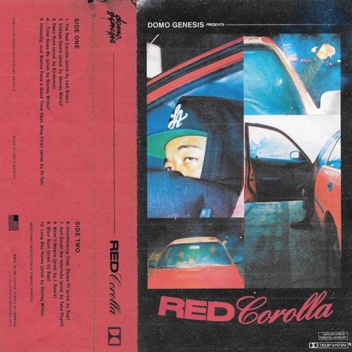 Red Corolla - Domo Genesis