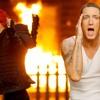 London Fire and Eminem~Rihanna Jun 2017