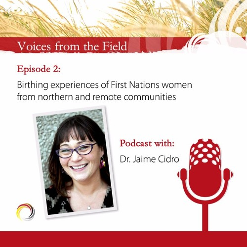 Voices from the Field - 02 - Dr. Jaime Cidro
