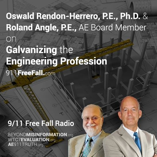 6/15/17: Dr. Oswald Rendon-Herrero and Roland Angle.
