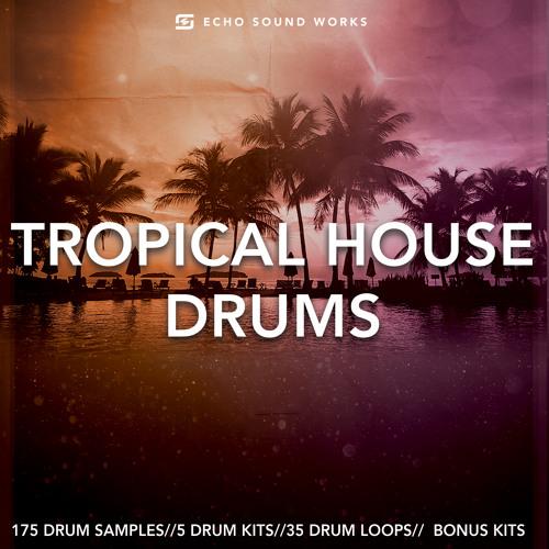 Tropical House Drum Elements