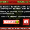Aplicativo De Download Do SnapTube YouTube Para Telefones Android