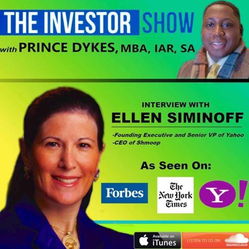 Silicon Valley W/ Yahoo Founding Executive Ellen Siminoff