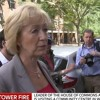 Andrea Leadsom heckled at the scene of the Grenfell Tower fire